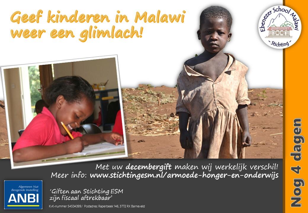 Armoede, honger en onderwijs